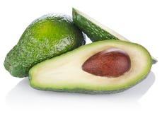 Świeży avocado z kamieniem zdjęcie royalty free