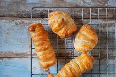 Świeży chleb od piekarnika zdjęcie royalty free