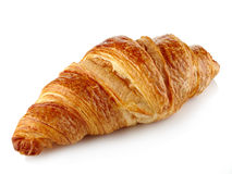 Świeży croissant Zdjęcie Stock