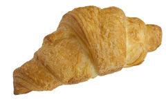 Świeży croissant obraz stock