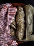 Świeży domowej roboty chleb Obrazy Stock