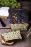 Świeży Domowej roboty Makowego ziarna chleb Obraz Royalty Free