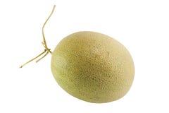 Świeży i słodki melon odizolowywający Zdjęcie Royalty Free