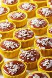 Świeży i smakowity karmelu cheesecake Zdjęcia Royalty Free