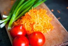 Świeży i zdrowy warzywo Zdjęcia Stock