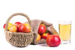 Świeży jabłko Fotografia Stock