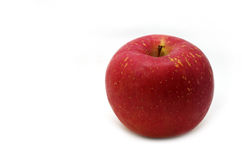 Świeży Japoński jabłko odizolowywający Zdjęcia Stock