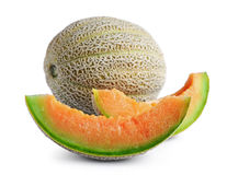 świeży kantalupa melon Zdjęcie Stock