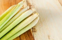 Świeży lemongrass Zdjęcie Stock