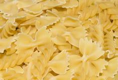 Świeży makaron od Włochy -4 Zdjęcia Stock
