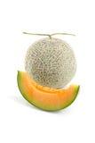 Świeży melon Obrazy Royalty Free