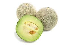 Świeży melon Zdjęcie Royalty Free