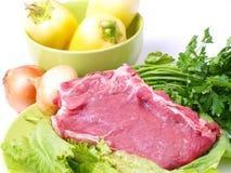 świeży mięso Zdjęcie Stock