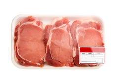 Świeży mięso zdjęcia royalty free