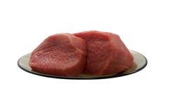 świeży mięso Fotografia Stock