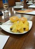 Świeży n zdrowy jedzenie fotografia royalty free