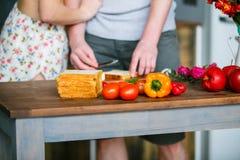 Świeży owoc i warzywo dla zdrowego posiłku zdjęcie stock