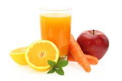 Świeży owocowy sok zdjęcie royalty free