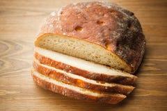 Świeży pokrojony chleb Fotografia Royalty Free
