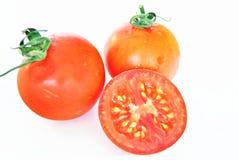świeży pomidor Zdjęcie Stock