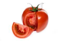 Świeży pomidor Obrazy Royalty Free
