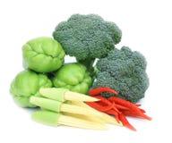 świeży różnorodny warzywo Obraz Stock