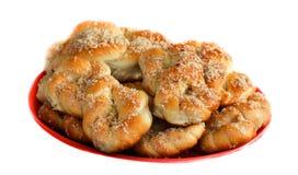 Świeży Rumuński tradycyjny kulebiak Zdjęcia Stock