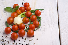Świeży słodki pomidor Obraz Royalty Free