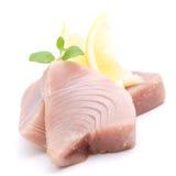 świeży tuńczyk Zdjęcia Stock