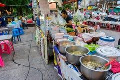 Świeży uliczny jedzenie Obrazy Stock