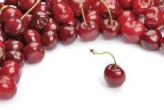 świeży wiśnia cukierki zdjęcie stock