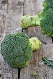Świeży zielony broccol Zdjęcie Stock