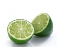 świeży zielony soczysty wapno Zdjęcie Stock