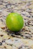 Świeży Zielony wapno Obraz Royalty Free