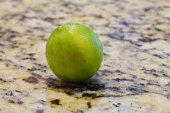 Świeży Zielony wapno Fotografia Stock