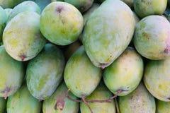 Świeży zielony witamina mango Obraz Stock