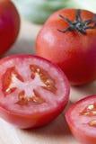 świeżych pomidorów Zdjęcie Stock