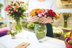 świeżych róż Zdjęcia Stock