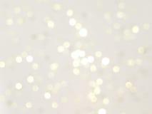 Świecenie na białym tle Zdjęcie Stock