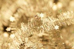 świecidełko Święta dekorują odznaczenie domowych świeżych pomysłów zdjęcia stock