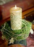 świeczek boże narodzenia Zdjęcie Royalty Free