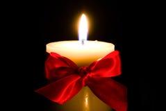 świeczek boże narodzenia Obraz Royalty Free
