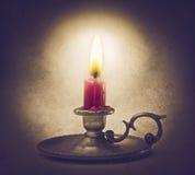 świeczka Obrazy Royalty Free