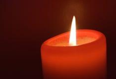 świeczki czerwień zdjęcie royalty free
