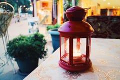 Świeczki herbaty światło Fotografia Stock