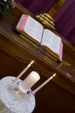 świeczki jedność Zdjęcia Stock