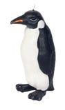 świeczki pinguin Zdjęcie Royalty Free