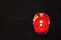 świeczki pomyślność Zdjęcie Royalty Free