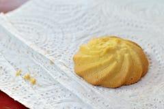 Świezi amerykańscy ciastka Zdjęcie Royalty Free