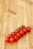Świezi Czereśniowi pomidory Zdjęcie Royalty Free